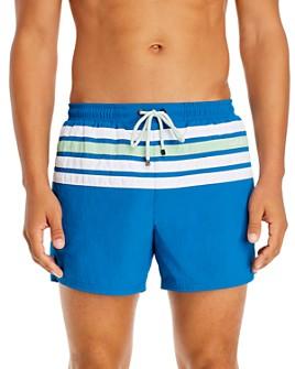 BOSS - Bowfin Stripe Swim Trunks