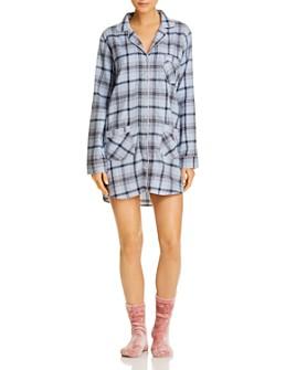 UGG® - Lara Sleepshirt & Sock Set