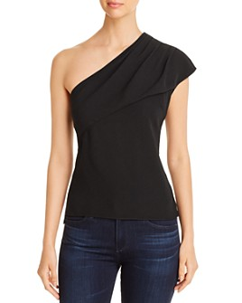 Elie Tahari - Bela One-Shoulder Top