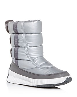 Sorel - Women's Out N About Waterproof Puffy Winter Boots