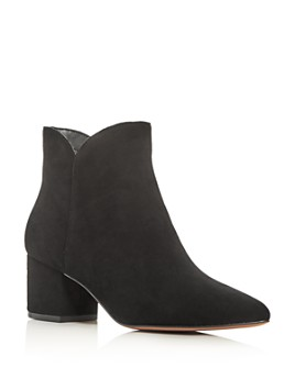 Cole Haan - Women's Elyse Block-Heel Booties