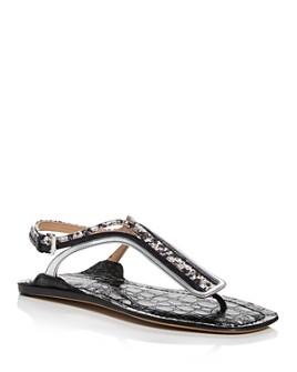 Chloé - Women's Carla Thong Sandals