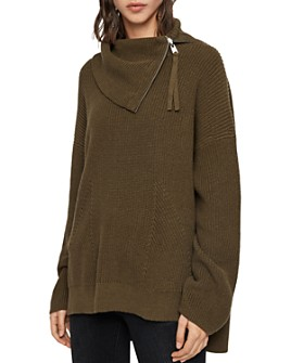ALLSAINTS - Kadine Cowl-Neck Sweater