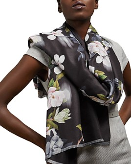 Ted Baker - Opaal Floral Scarf