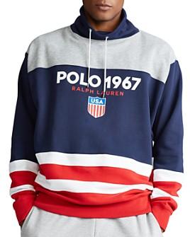 Polo Ralph Lauren - Fleece Funnelneck Sweatshirt