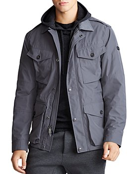 Polo Ralph Lauren - Four-Pocket Oxford Utility Jacket