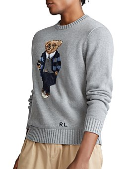 Polo Ralph Lauren - Polo Bear Cotton Sweater