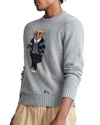Polo Ralph Lauren - Polo Bear Cotton Sweater