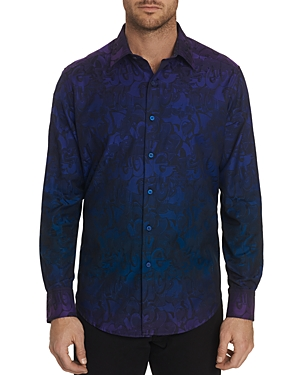 Robert Graham Beat Street Classic Fit Shirt-Men