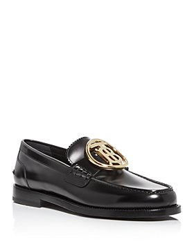 Burberry - Men's Bedmoore Leather Penny Loafers