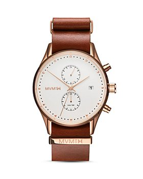 MVMT - Voyager Rosewood Watch, 42mm