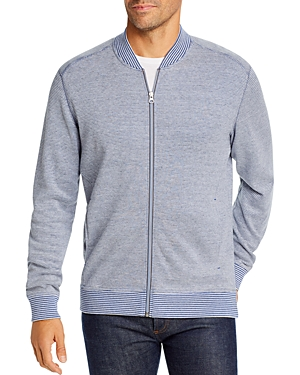 Robert Graham Easy Rider Front-Zip Sweatshirt-Men