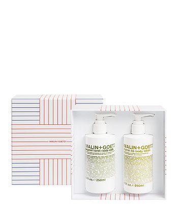 MALIN and GOETZ - Bergamot Hand + Body Wash Duo ($59 value)