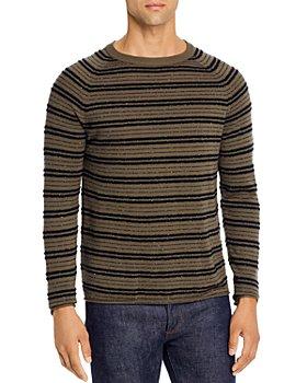 Billy Reid - Boucle Striped Sweater