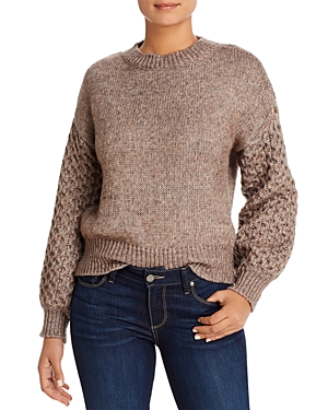 Vero Moda Sweaters BIA MOCK-NECK SWEATER