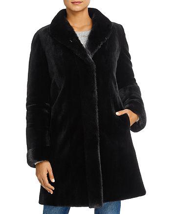 Maximilian Furs - Reversible Mink Fur Coat