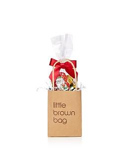 Bloomingdale's - Sweet by Bloomingdale's Mini Chocolate Foil Santas - 100% Exclusive