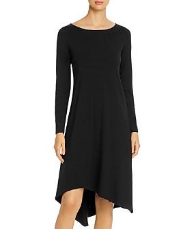 Eileen Fisher - Asymmetric-Hem Dress