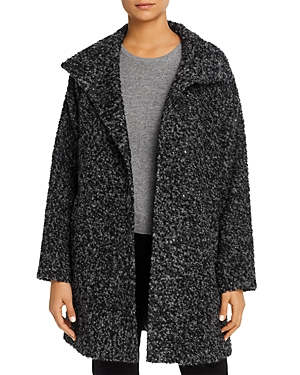 Eileen Fisher Coats BOUCLÉ COAT