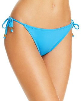 Shoshanna - Pacifico Solid Clean Triangle Bikini Bottom