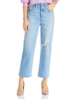 Levi's - Ribcage Straight Jeans in Tango Fade