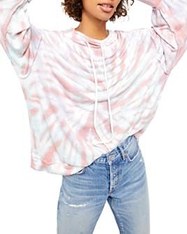 Free People - Best Catch Tie-Dye Sweatshirt