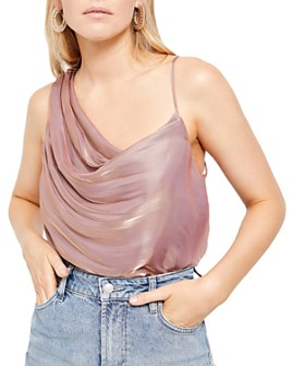 Free People - Shimmy Shimmy Cowl-Neck Tank