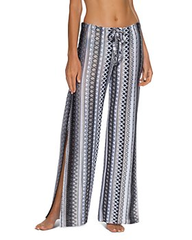 BECCA® by Rebecca Virtue - Rio Bueno Swim Cover-Up Pants