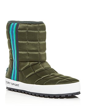 Tory Sport - Women's Waterproof Quilted Boots