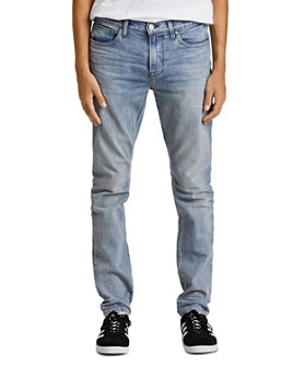 Hudson - Axl Skinny Fit Jeans in Podium