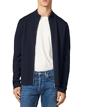 Sandro Tops ZIP CARDIGAN