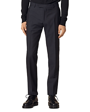 Sandro Slim Fit Suit Pants