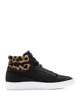 PUMA - Men's Ralph Sampson Mid-Top Sneakers