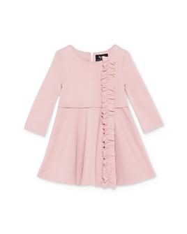 Bardot Junior - Girls' Dasha Layered-Look Ruffled Dress - Baby