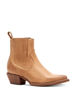 Frye - Women's Sacha Leather Chelsea Boot