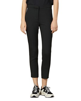 Sandro - Andy Cropped Pants
