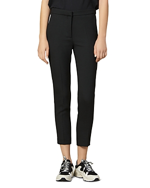 Sandro Andy Cropped Pants