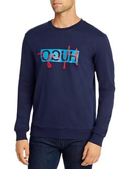 HUGO - Dicago Graphic Logo Sweatshirt