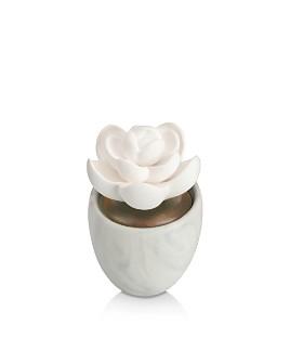 HoMedics - Lotus Leaf Porcelain Aroma Diffuser