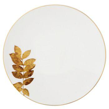 Bernardaud - Vegetal Coupe Salad Plate
