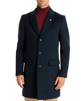 Scotch & Soda - Classic Fit Single Breasted Coat