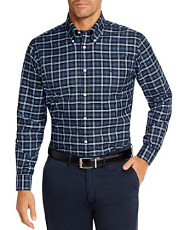 Brooks Brothers - Basketweave Tartan Classic Fit Button-Down Shirt