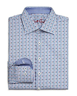 Robert Graham - Boys' Arrow Print Dress Shirt - Big Kid