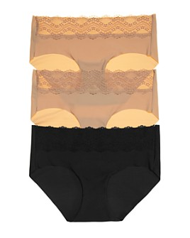 b.tempt'd by Wacoal - B. Bare Bikinis, Set of 3