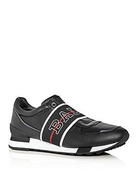 Bally - Men's Gabryel Leather Slip-On Sneakers