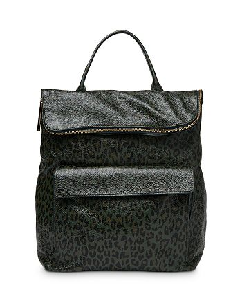 Whistles - Verity Leopard-Print Backpack