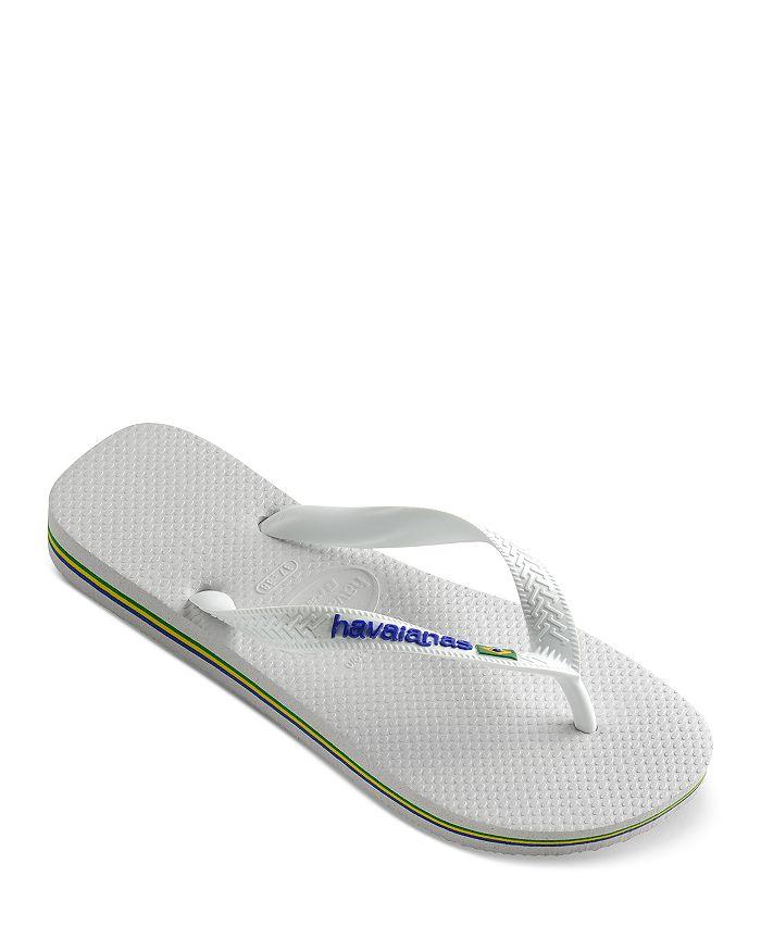 Havaianas Sandals HAVAIANAS MEN'S BRAZIL LOGO FLIP-FLOPS