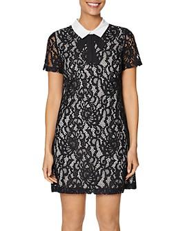 Betsey Johnson - Lace Shift Dress
