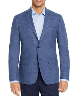 Psycho Bunny - Micro Check Regular Fit Sport Coat