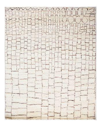 "Bloomingdale's - Moroccan 1900183 Area Rug, 4'1"" x 6'2"""